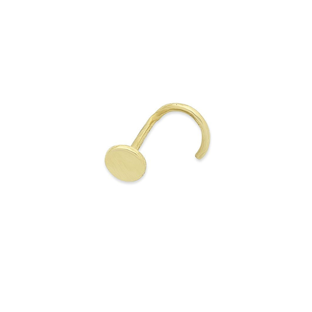 9ct Gold Nose Stud