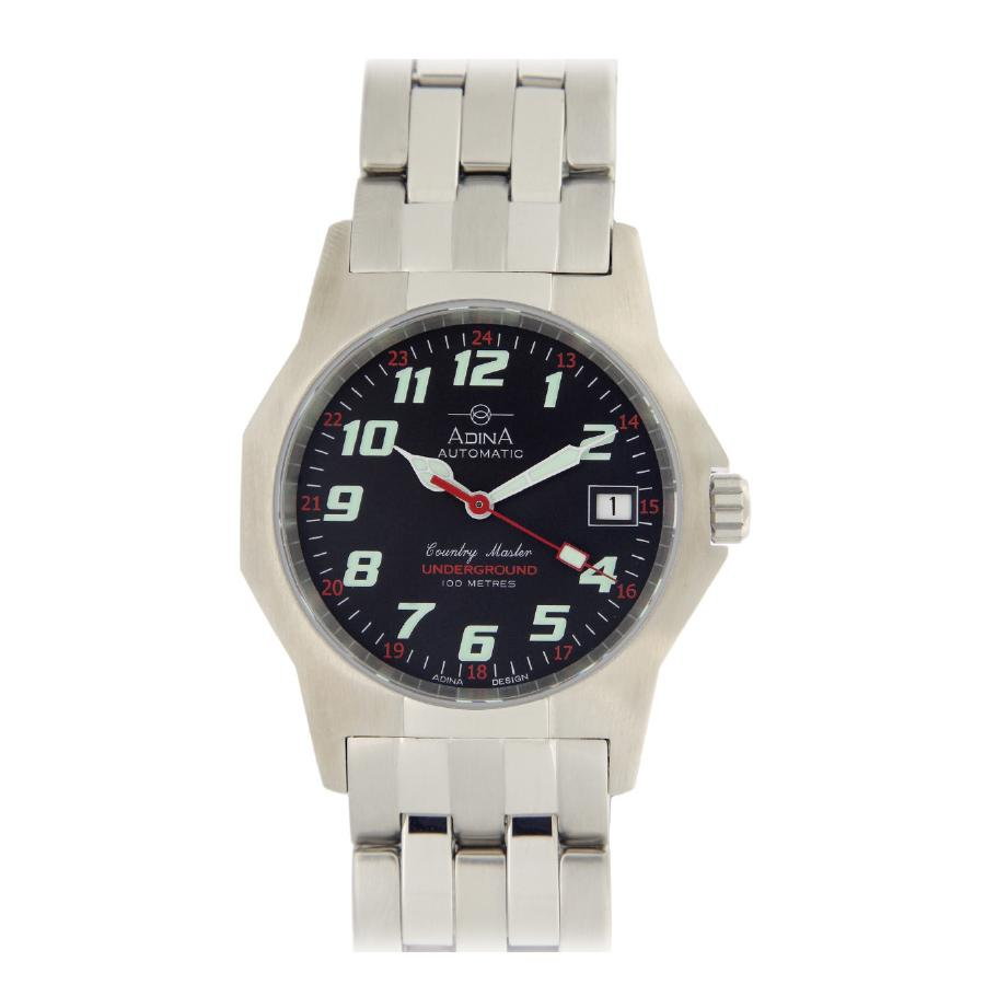 Adina Countrymaster Automatic Underground work watch