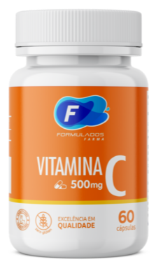 Vitamina C 500mg 60caps
