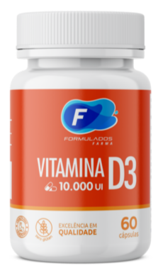 Vitamina D3 10.000UI 60caps
