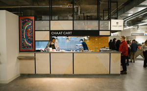 Chaat Cart at Kommune