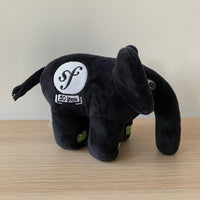 Small Symfony elePHPant COLLECTOR / black color