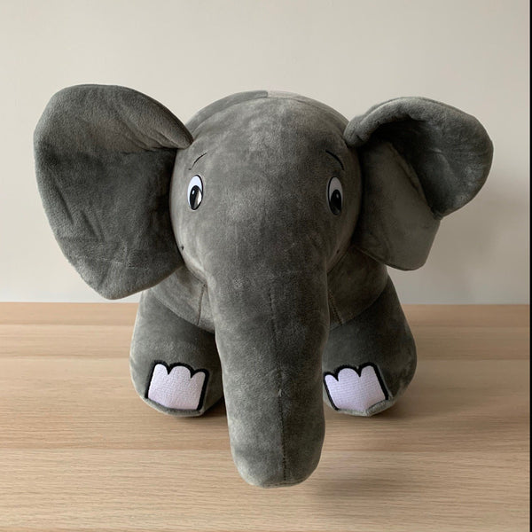 Big Symfony elePHPant / Grey color