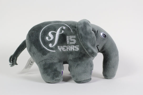Collector 15y.o / Small Symfony elePHPant / Grey color