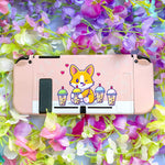 Corgi Boba Switch Bundle - Dog Case Soft Shell
