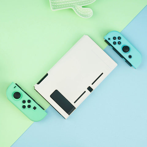 Animal Crossing Switch Case - Pastel Snap On Hard Shell