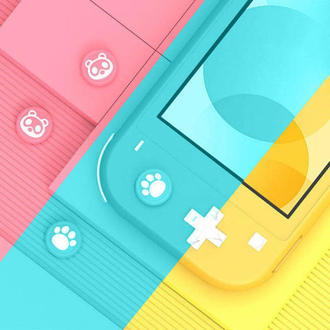 Tom Nook Paw Print Thumb Grips - Animal Crossing Switch