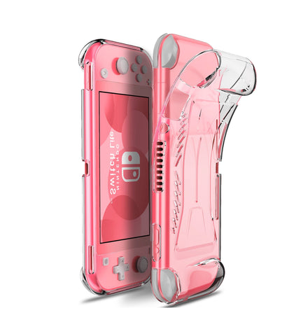 Clear Switch Lite Case - Nintendo Switch Lite Protector