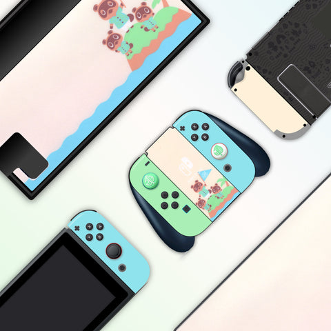 Animal Crossing - Full Set Nintendo Switch Skin & Sticker Decal