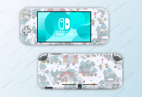 Animal Crossing - Nintendo Switch Lite Skin & Sticker Decal