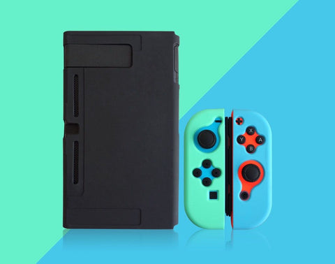 Soft Switch Case - Nintendo Switch Silicone Shell Cover