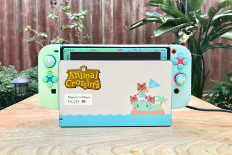 Animal Crossing Bundle - Nintendo Switch Standard Set - Save 50%