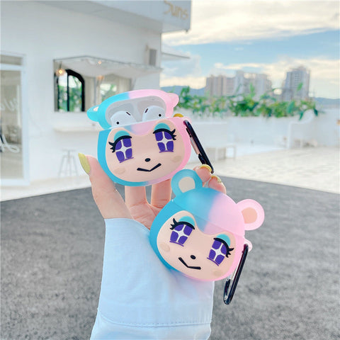Judy Animal Crossing Airpods Case