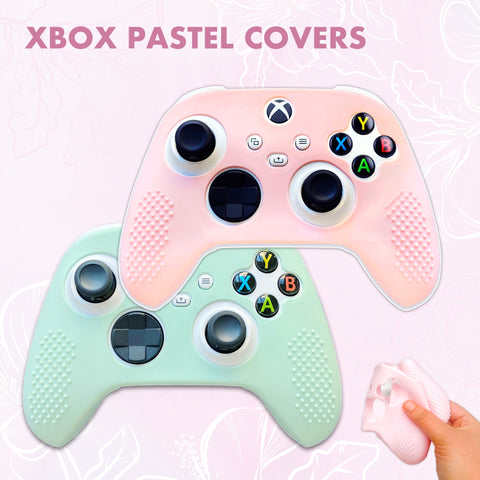 Xbox Controller Cover - Pastel Grip - Xbox One or Xbox Series X/S