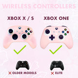 Xbox Controller Skin - Pastel Anti-slip Textured Grip - Xbox One or Xbox Series X/S