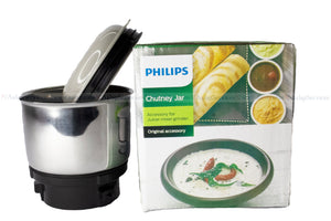 Philips 0.3 Liters Chutney Jar Assembly for HL7756