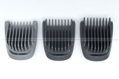 Philips Beard Trimmer Attachment Comb 1mm, 3mm and 5mm for BT1210 BT1212 BT1215