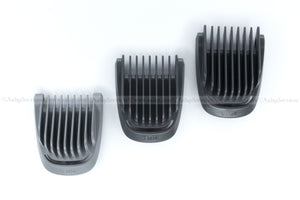 Philips Beard Trimmer Attachment Comb 1mm, 3mm and 5mm for MG3730 MG7715 MG7745