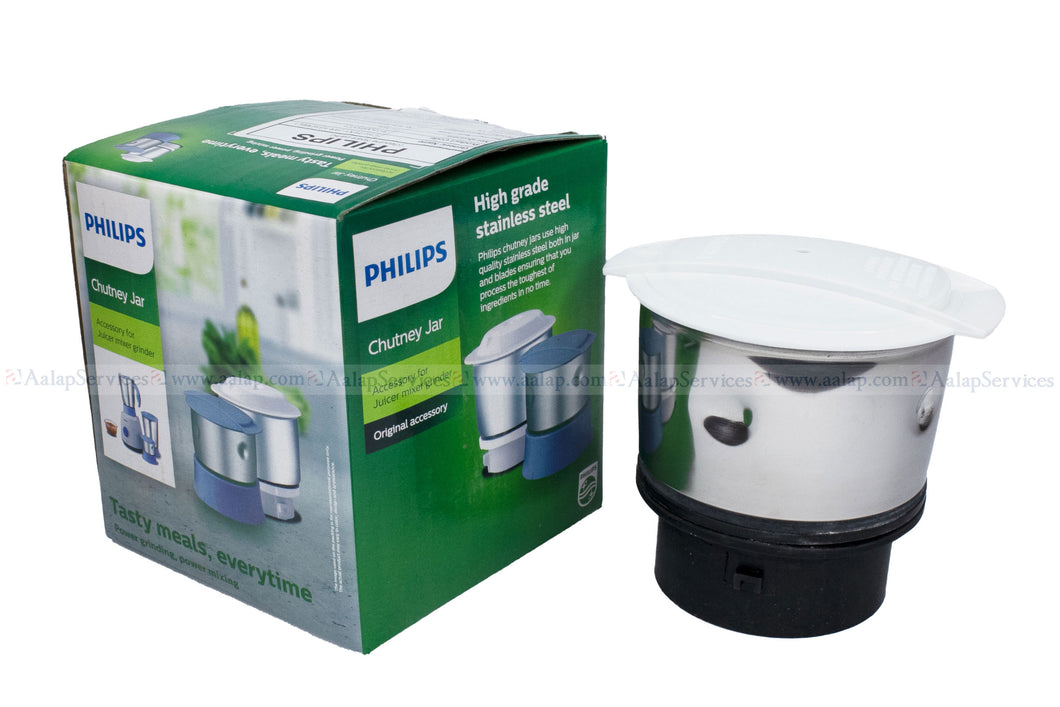 Philips Chutney Jar Assembly for HL1618 HL1643 HL1629 HL1645