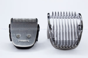 Philips Trimmer Blade and Comb Set for BT7201 BT7205 BT7206 BT7210 BT7215 BT7220 BT75011