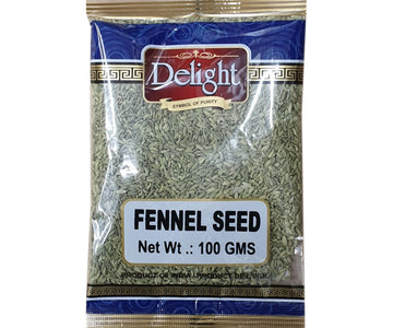 Delight Fennel Seeds 100g