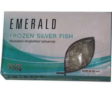 Emerald Frozen Silver Fish 700g