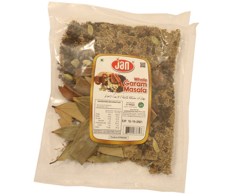 Jan Whole Garam Masala 100g