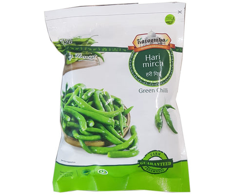 Katoomba Frozen Green Chilli 312g