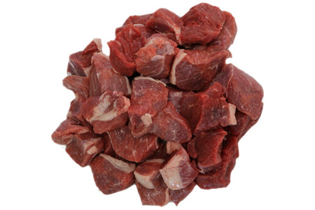Diced Lamb (Boneless) 1kg