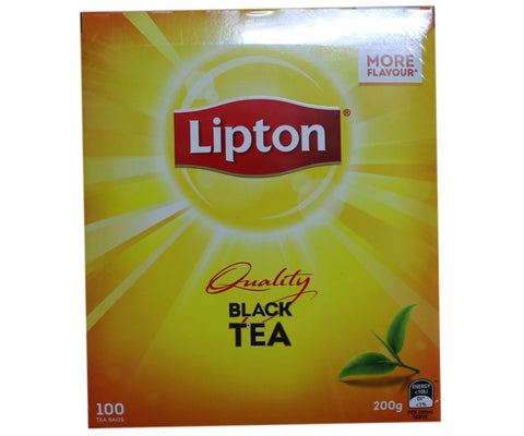 Lipton Black Tea 100 Bags