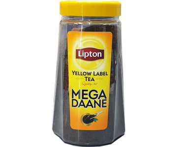 Lipton Yellow Label Tea Mega Daane 475g