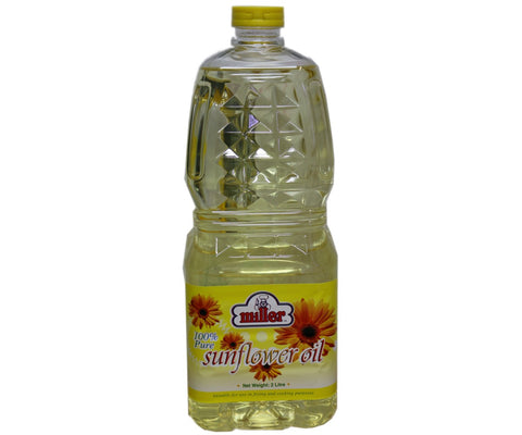 Miller Sunflower Cooking Oil 2L