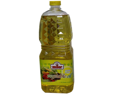 Miller Vegetable Cooking Oil 2L