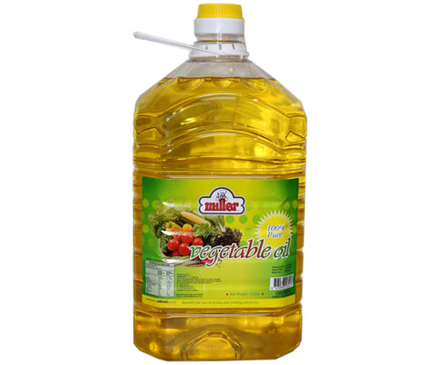 Miller Vegetable Cooking Oil 5L