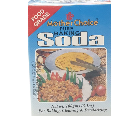 Mother Choice Pure Baking Soda 100g