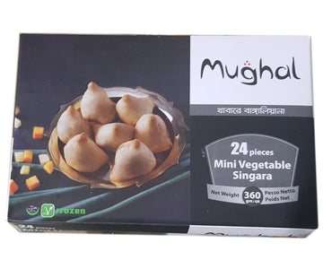 Mughal Mini Vegetable Singara 24pcs