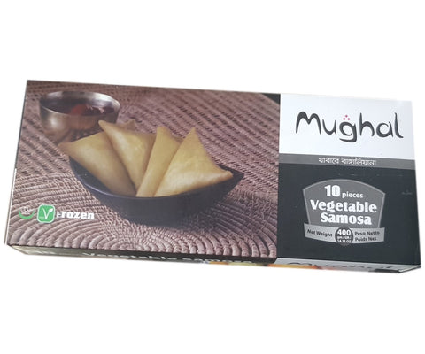 Mughal Vegetable Samosa 10pcs
