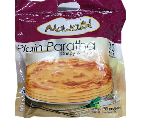 Nawabi Plain Paratha 30pc