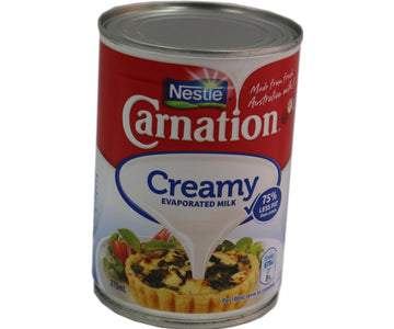 Nestle Carnation Creamy Evaporated Milk 375ml