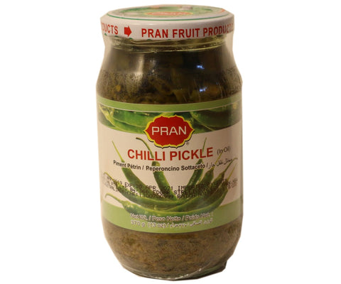Pran Chilli Pickle 370g