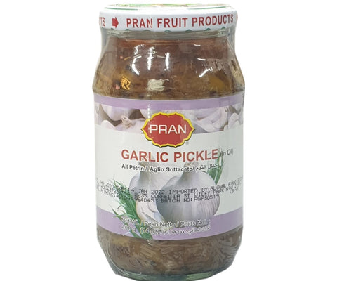 Pran Garlic Pickle 400g