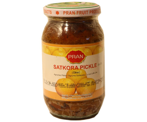Pran Shatkora (Citrus) Pickle 370g