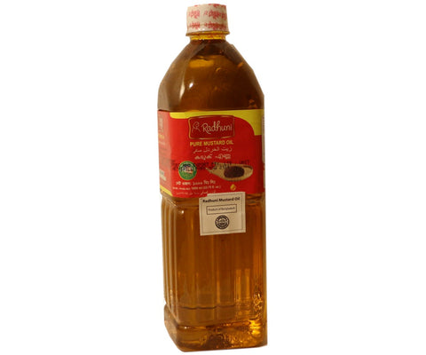 Radhuni  Mustard Oil 1000ml (1L)