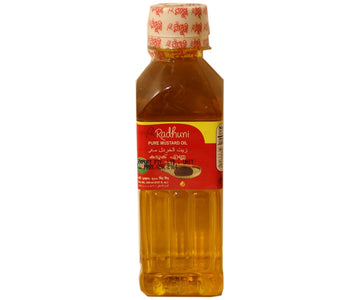 Radhuni  Mustard Oil 200ml (approx. 0.20L)