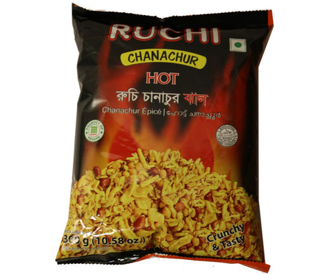 Ruchi Chanachur Hot 300g