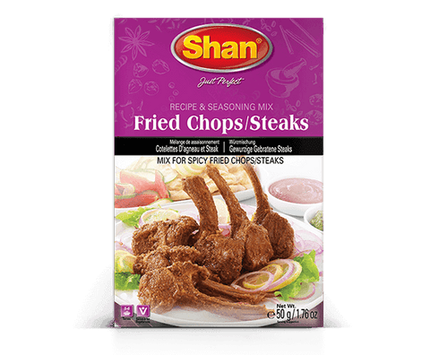 Shan Fried Chop Steaks