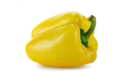 Fresh Yellow Capsicum each