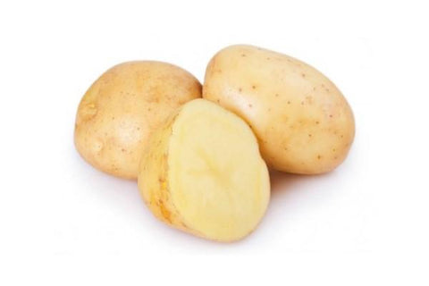 White Washed Potato 5kg bag