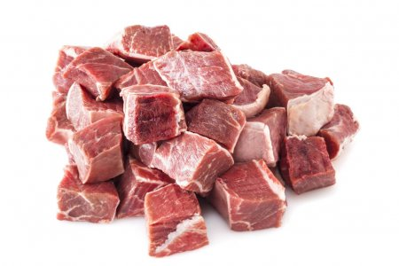 Diced Chuck Steak/Beef (Boneless) 1kg