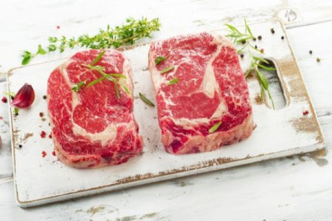 Rib Eye Steaks 1kg